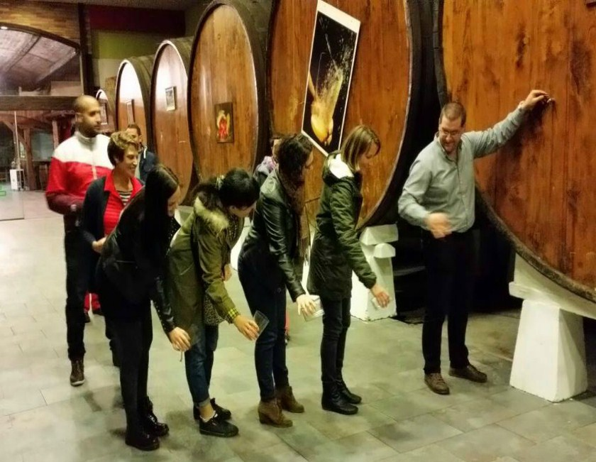 Basque Cider House Tour