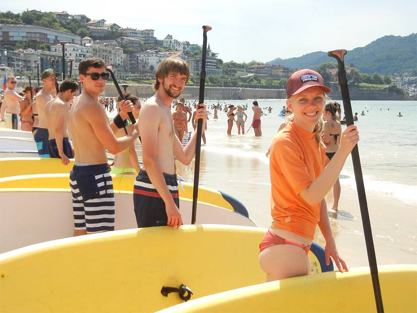 Stand up paddle - Teens