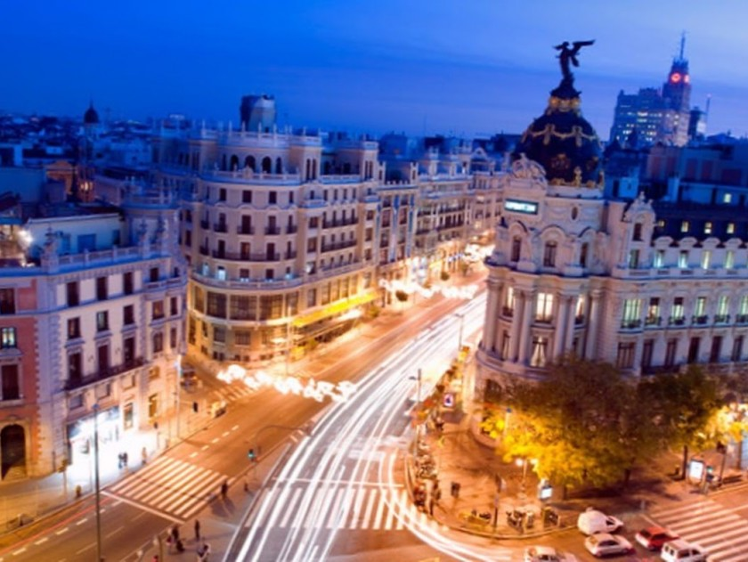 The director of studies goes to Madrid