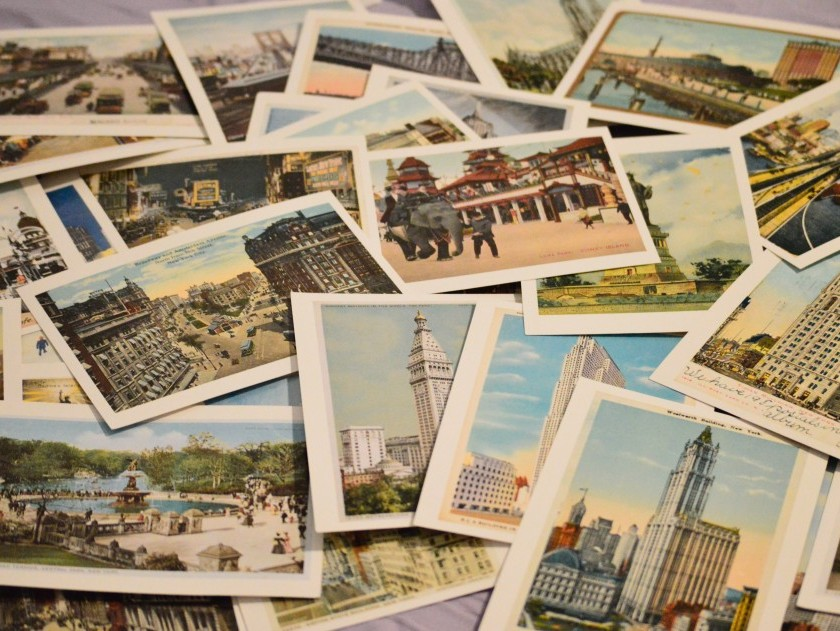 How to write a postcard in Spanish?